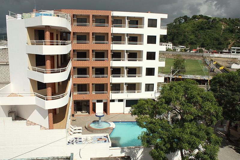 Hotel Aldea - Atacames