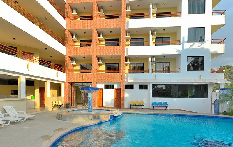 Hotel La Aldea - Atacames