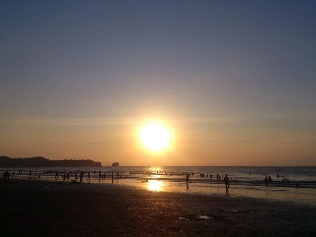 Playa de Atacames
