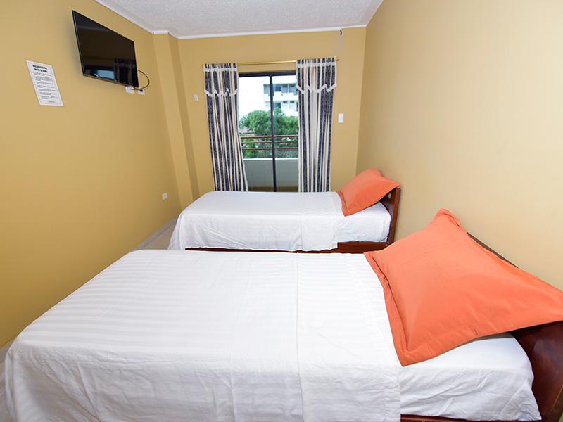 Habitaciones - Doble - Hotel La Aldea