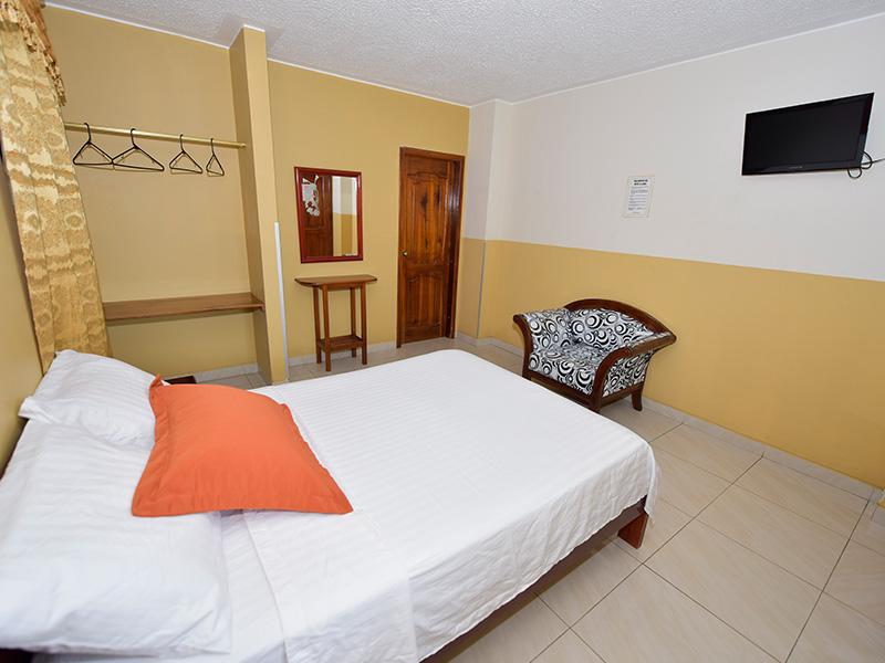 Habitaciones - Matrimonial - Hotel La Aldea