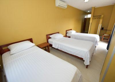 Habitaciones - Trible Clase A - Hotel La Aldea